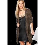 Cardigan, Fashion - Dresses -