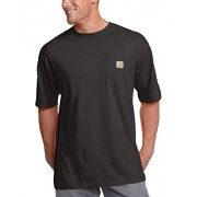 Carhartt Men's Big & Tall Workwear Pocket Short-Sleeve T-Shirt Original Fit K87 - Shirts - $11.16