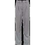 Carrot Pants - EGREY - Capri & Cropped -