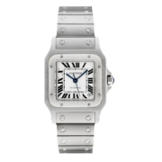 Santos de Cartier Galbee - Watches -