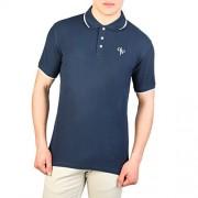 Cesare Paciotti Plo_M2_Navy Polo - Shirts - $33.99
