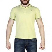 Cesare Paciotti Plo_M4_Lime Polo - Shirts - $33.99