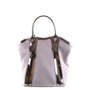 Cesare Paciotti Women's MCBI068047O White Polyamide Tote - Accessories - $568.00