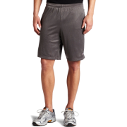 Champion  Men's Long Mesh Short With Pockets Granite Heather - Shorts - $5.69