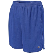 Champion  Men's Long Mesh Short With Pockets Surf The Web - Shorts - $5.69