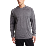 Champion Men's Double Dry Training T-Shirt Black - Long sleeves t-shirts - $13.78
