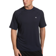 Champion Men's Double Dry Training T Shirt Navy - T-shirts - $9.45