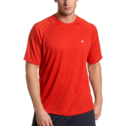 Champion Men's Double Dry Training T Shirt Scarlet - T-shirts - $9.45
