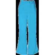 Cherokee 4101 Low Rise Flare Scrub Pant Mali-Blu - Pants - $14.99