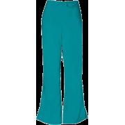 Cherokee 4101 Low Rise Flare Scrub Pant Teal Blue - Pants - $14.99