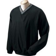 Chestnut Hill Microfiber Wind Shirt. CH800 Black - Long sleeves t-shirts - $16.00