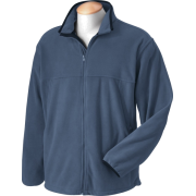 Chestnut Hill Microfleece Full-Zip Jacket. CH900 Navy - Jacket - coats - $22.04