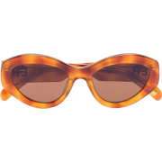 Chimi Lentes De Sol Con Armazón cat-eye - Uncategorized -