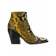 Chloé python printed boots - Boots -