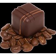 Chocolate and coffee beans - Živila -