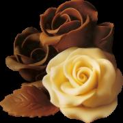 Chocolate roses - Živila -