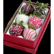 Chocolate strawberries - Živila -