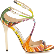 Choo multicolor - Classic shoes & Pumps -