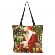 Christmas tote - Hand bag -