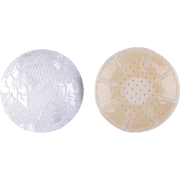 Circle Lace Nipple covers - White - Underwear - $5.00