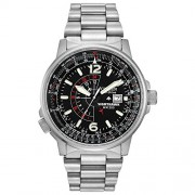 Citizen Men's Eco-Drive Promaster Nighthawk Dual Time Watch with Date, BJ7000-52E - Relógios - $198.99  ~ 170.91€