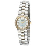 Citizen Women's EP5834-55D Eco-Drive Serano Sport Diamond Accented Watch - Relógios - $399.00  ~ 342.70€