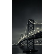 City bridge at night - Uncategorized -
