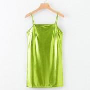 Coated fabric sexy bag hip skirt - Haljine - $25.99  ~ 165,10kn