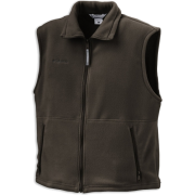 Columbia Men's Cathedral Peak Vest Brown - Vests - $15.29