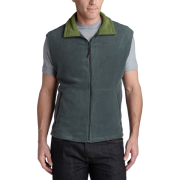 Columbia Men's Cathedral Peak Vest Gremlin - Vests - $15.29