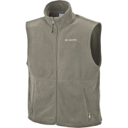 Columbia Men's Cathedral Peak Vest Tan - Vests - $15.29