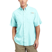 Columbia Men's Tamiami II Short Sleeve Shirt Gulf StreamSize: - Shirts - $31.00