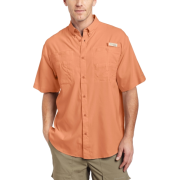 Columbia Men's Tamiami II Short Sleeve Shirt LoxSize: - Shirts - $31.00