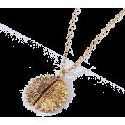 Creative Exaggerated Wild Sunflower Necklace Wholesale Nihaojewelry Nhps227065 - 项链 -