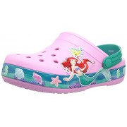 Crocs Kids' Crocband Princess Ariel Clog - Shoes - $25.45