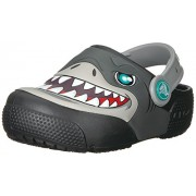Crocs Kids' Fun Lab Shark Light-up Clog - Shoes - $32.73