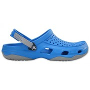 Crocs Men's Swiftwater Deck Clog - Shoes - $29.24