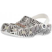 Crocs Women's Drew Barrymore Classic Chevron Clog - Shoes - $34.99