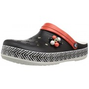 Crocs Women's Drew Barrymore Crocband Chevron Clog - Shoes - $36.59