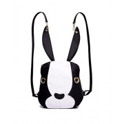 Cute Girl Cartoon Rabbit Waterproof Nylon Mini Size Children Backpack School Bag Satchel Travel Day Pack - Bag - $23.99