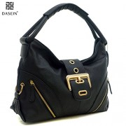 DASEIN Womens Shoulder Bag Buckled Flap Handbag for Woman Top Handle Purse Designer Fashion Hobo Bag - Hand bag - $33.99