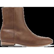 DIEPPA RESTREPO,Flat Boots,boo - Boots - $188.00