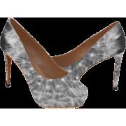 Dandelion Fuzz High Heels - Shoes - $50.75