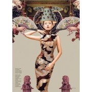 Dara by Ryan Tandya for Dewi Magazine - Laufsteg -