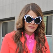 Color blocking! (street style)