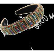 Diadema De Diamantes De Imitación De Color Barroco - Other jewelry -