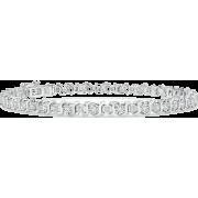 Diamond Tennis Bracelet - Bracelets - $3,069.00  ~ £2,332.47