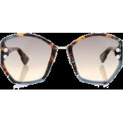 Dior sunglasses - 墨镜 -