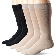 Dockers Men's 5 Pack Classics Dress Flat Knit Crew Socks - Other - $12.80