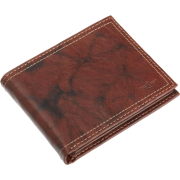 Dockers Mens Extra Capacity Slimfold Leather Wallet - Wallets - $24.95